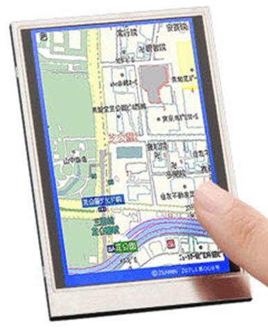touchmap